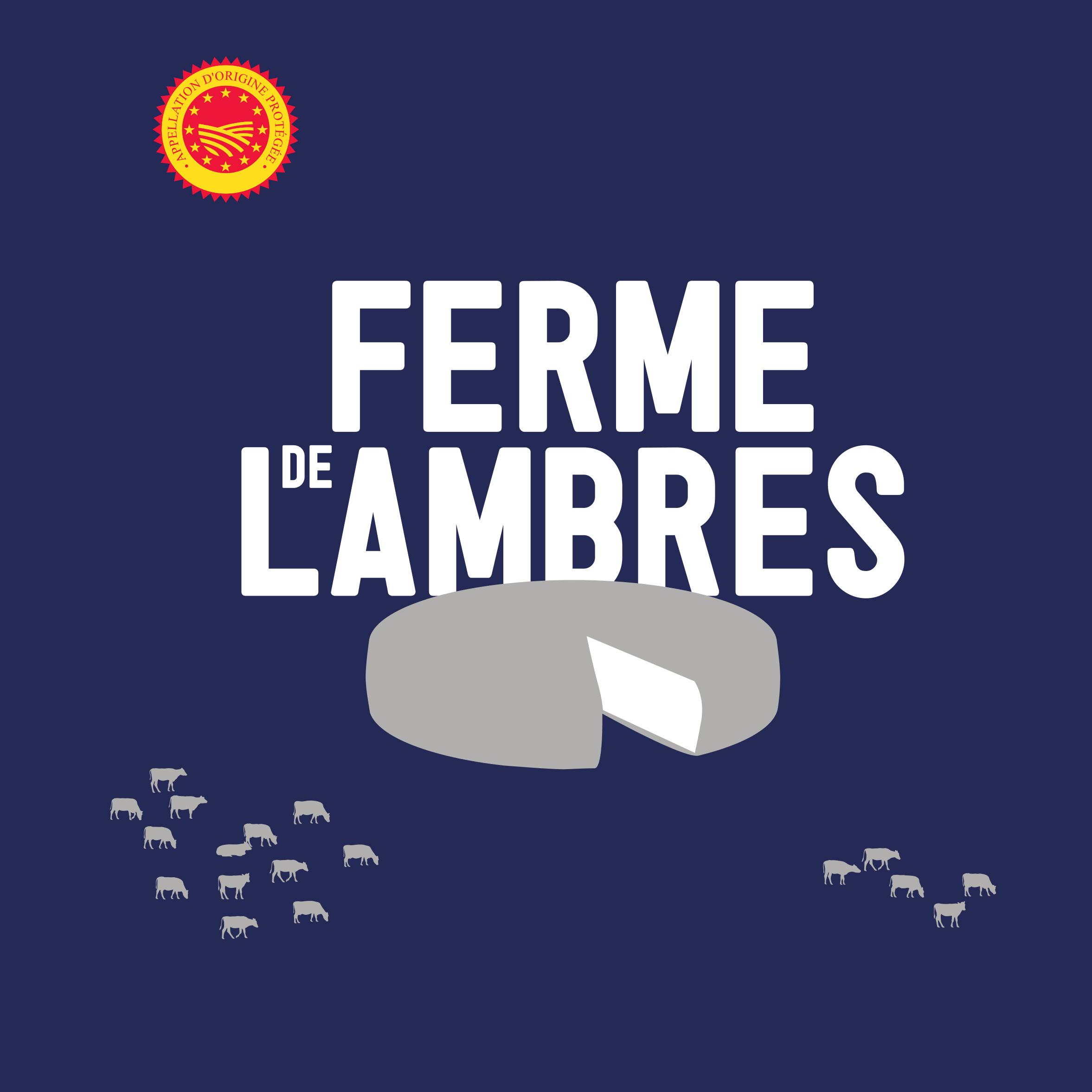 Saint-Nectaire fermier AOP - Ferme de Lambres