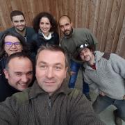 L'équipe de la Ferme de Lambres